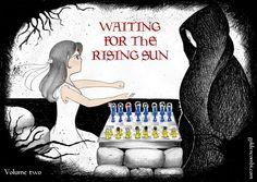 Waiting for the rising sun A Captain Tsubasa fan manga with Taro Misaki and Sanae Nakazawa