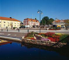 Alingsås, Sweden. Home