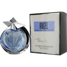 Angel Comet By Thierry Mugler Edt Spray Refillable 2.7 Oz