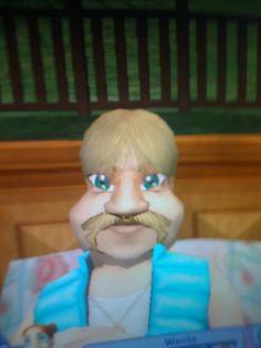Sims 2, HUMOUR chubbyface