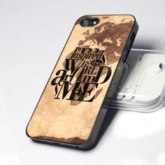 I'm Inspired by The World 5 design for iPhone 5 Case