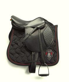 Beautiful saddle