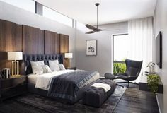 CGarchitect - Professional 3D Architectural Visualization User Community | Bedroom in US