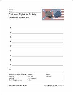 http://homeschooling.about.com/od/freeprintables/ss/civilwarprint_5.htm