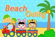 Beach outing --An App for infants and toddlers experiencing the sunshine! https://play.google.com/store/apps/details?id=com.sencatech.game.livingroom