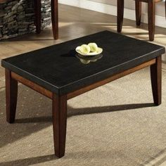 granite top coffee table as your best solution | house ideas