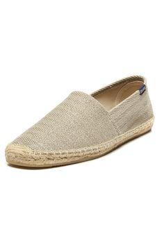 d13f027a9 FAHERTY Soludos Herringbone Original Dali - Moon Grey. #faherty #shoes #