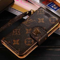 ee0fbde5699d Buy Online Louis Vuitton iPhone 6s 6s Plus Wallet Case - Monogram Brown -  Luxury