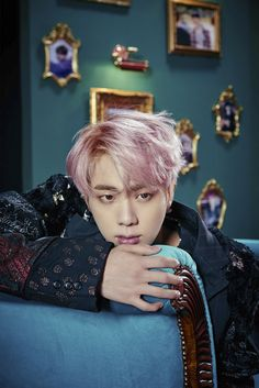 BTS Jin ~ WINGS