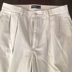 Men's Polo by Ralph Lauren pants Polo by Ralph Lauren Chino, khaki pants Polo by Ralph Lauren Pants
