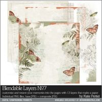 Blendable Layers No. 07