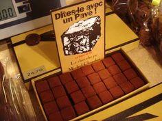 Michel Chaudun chocolates