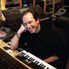 """The number ONE person I want to meet in Hollywood, Film composer Hans Zimmer.  His music is pretty much the soundtrack to my life, and I believe if any music survives this world, """"What he composes in this life will echo in eternity"""""""