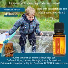 #Protege la #salud de tus #hijos con la #mezcla de #aceites #esenciales #doterra #onguard #refuerza sus #defensas #naturales