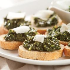 Parsley Mint Pesto Recipe