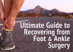 Scroll through to see what other people have done to keep themselves entertained, to get their chores and daily tasks taken care of, and what they did to manage their pain. Bunion Surgery, Ankle Surgery, Broken Ankle Recovery, Broken Foot, Broken Ankle Cast, Ankle Fracture, Ankle Exercises, Surgery Recovery, Yoga