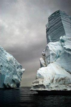 Camille Seaman, polar ice