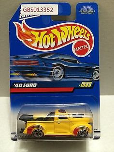 (TAS030911) - Hot Wheels '40 Ford - Collector #1069