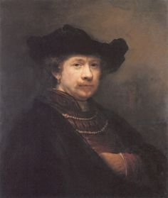 A Classical Art oil painting for sale of Self Portrait 1642 by Rembrandt Van Rijn. Rembrandt Self Portrait, Rembrandt Paintings, Rembrandt Art, Leiden, The Artist, Sir Anthony, Baroque Art, Oil Painting For Sale, Dutch Painters
