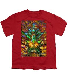 Youth T-Shirt - Abstract Sketch 1340