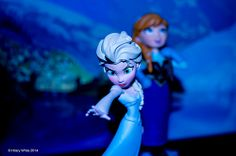 Disney Infinity Frozen Figures