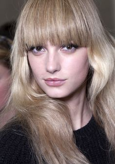 11 rules for bang hairstyles - Elle Canada