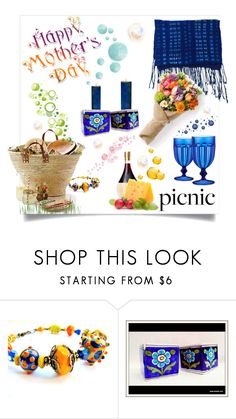 """""""Picnic"""" by onenakedewe ❤ liked on Polyvore featuring interior, interiors, interior design, home, home decor, interior decorating and Two Square"""