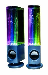 Soundmaster Dancing Water Speakers: #Toys #Games #technology