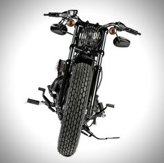 Harley Forty-Eight Custom by Rough Crafts (3)