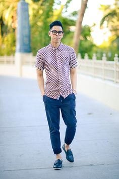 closetfreaksblog:  OUTFIT:How To Mix Patterns The Vegas Shuffle - See the full post HERE FACEBOOK|TWITTER|BLOGLOVIN|PINTEREST|INSTAGRAM