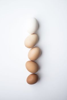 Natural Ombre Eggs /