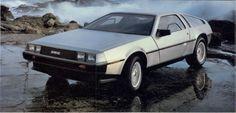 1981 De Lorean DMC-12