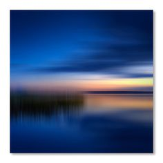 "East Urban Home Scenery Art Finland Sunset Graphic Art Size: 16"" H x 16"" W"