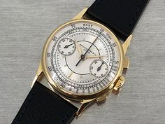 ref.130 YG 1938y ask 2018.1.26. Patek Philippe, Luxury Watches, Accessories, Fancy Watches