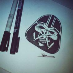 #starskull #blackwhite #artwork