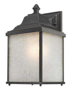 Charleston 1 Light Wall Lantern