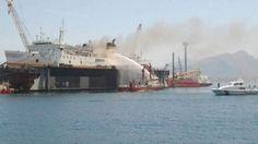 Operaio morto sulla nave Cossyra quattro rinvii a giudizio