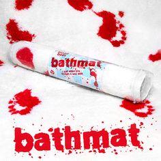 Blood Bath Mat #2