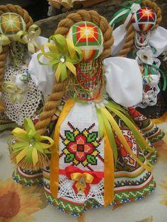 Ukrainian Art, Textiles, Fairy Dolls, Doll Crafts, Folk, Arts And Crafts, Miniatures, Table Decorations, Fabric