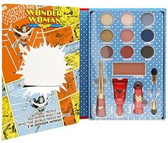 Amazon.com : Wonder Woman Comic Beauty Book V.1 Makeup Palette Walgreens Exclusive : Beauty