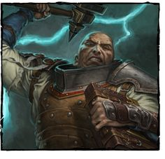 Warhammer Warrior Priest | BioWare Mythic announced that Conrad the Warrior Priest would make his ...