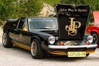 Eurotech Motorsports: John Player Special Lotus Europa