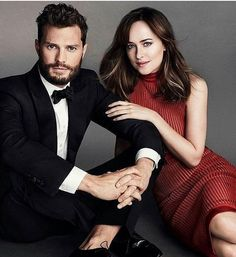 Photoshoot of Jamie and Dakota..  - #jamiedornan #fiftyshadesdarker #dakotajohnson