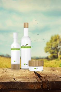 O'right - Produkte inspiriert durch die Natur🍃🍂🍁 #Naturkosmetik Green Hair, Zero Waste, Eco Friendly, Shampoo, Hair Care, Wine, Bottle, Green Products, Organic Beauty