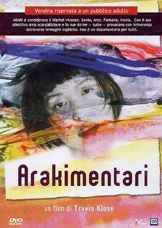 CineMonsteR: Arakimentari. 2004. Nobuyoshi Araki.