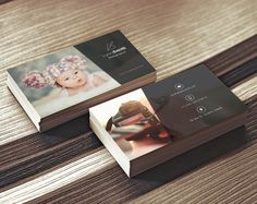I N F O __________________________________________________ ● Business Card Template - size 2x3.5 (2.25 x 3.75 with bleed) ● 2 Sided - Front and