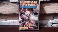 MUTAN ZONE para  ZX SPECTRUM  COMPLETO y FUNCIONANDO!!!!!!!