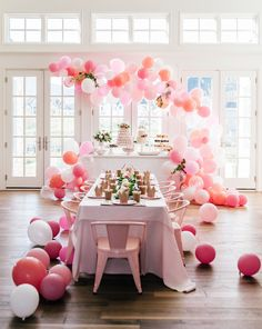 Pink Peonies blogger Rachel Parcell threw her two year old daughter the most jaw-dropping birthday party. Find out how.