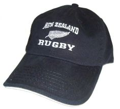 New Zealand Rugby Cap Red Rhino Sports. $14.99