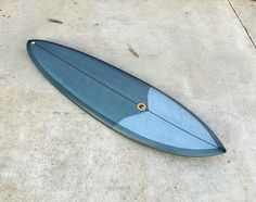 "#custom 6'2"" Ledge for Adam // #albumsurfboards #albumledge"